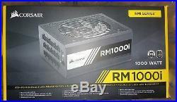 1000w Corsair RMi RM1000i Power Supply PSU 80 Plus GOLD Fully Modular