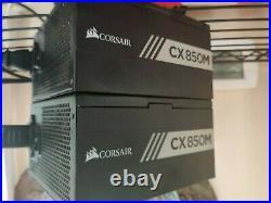 1700 Watt ATX Corsair GPU Mining Power Supply