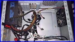 (2) Antec Three Hundred ATX Mid Tower + (2) Corsair Power Supply + (1) DVD/RW
