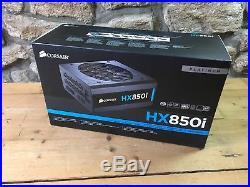 850W Corsair HX850i, Full Modular, 80PLUS Platinum