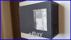 AX 1200 Corsair PSU