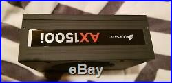 AX1500i 75-001971 Digital ATX Power Supply 1500W Fully-Modular PSU with Cables