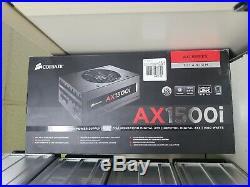 AX1500i Digital ATX Power Supply 1500 Watt Fully-Modular PSU