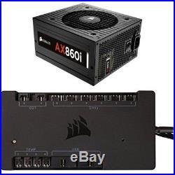 AXi Series, Power Supplies AX860i, 860 Watt (860W), Fully Modular Digital Power