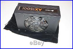 Alimentatore PSU Corsair AX1500i modulare titanium 1500W come 1600W nuovo