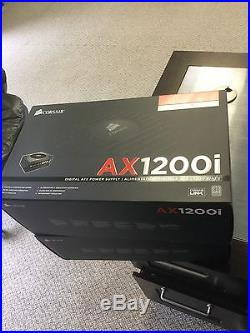 BRAND NEW CORSAIR AX1200i Sealed! With Warranty