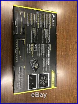 BRAND NEW! Corsair AX1600i CP-9020087-NA PSU 1600W Titanium Modular Power Supply