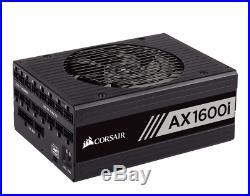 Brand NEW Corsair AX1600i 1600W Titanium Modular Digital ATX PSU Power Supply
