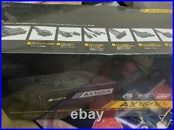 Brand New Corsair AX1600i 1600W Digital ATX Power Supply