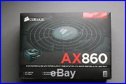 CORSAIR AX Series AX860 860W 80 PLUS PLATINUM Haswell