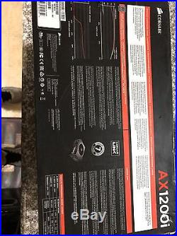 CORSAIR AX1200i 1200W 80+ PLATINUM Full Modular SLI and Crossfire Ready PSU