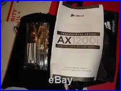 CORSAIR AX1200i 1200W 80 PLUS Platinum Power Supply Working Great! HH800