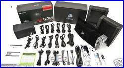 CORSAIR AX1200i 1200W Digital ATX12V v2.31 and EPS 2.92 80+ PLATINUM Certified