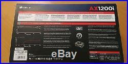 CORSAIR AX1200i Digital 1200 Watt 80 PLUS PLATINUM Fully Modular Power Supply