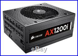 CORSAIR AX1200i Digital ATX Power Supply Black