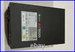 CORSAIR AX1500i 1500 Watt Power Supply