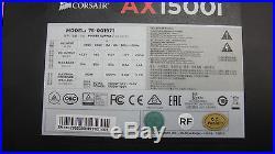 CORSAIR AX1500i 1500W POWER SUPPLY (NO CABLE)
