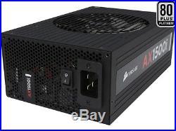 CORSAIR AX1500i CP-9020057-NA 1500W ATX12V / EPS12V 80 PLUS TITANIUM certified M