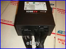 CORSAIR AX860i 860W ATX Power Supply 80 PLUS PLATINUM fully modular PSU h1466