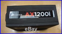 CORSAIR AXi Series AX1200i 1200W 80 PLUS PLATINUM (NO CABLE)