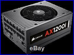 CORSAIR AXi Series AX1200i Digital 1200W 80 PLUS PLATINUM
