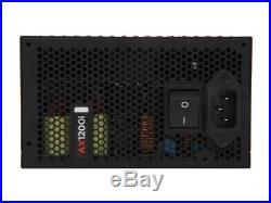 CORSAIR AXi Series AX1200i digital 1200W 80 PLUS PLATINUM Haswell Ready Full Mod