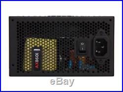 CORSAIR AXi Series AX860i Digital 860W 80 PLUS PLATINUM Haswell NEW SEALED PSU