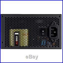 CORSAIR CP-9020037-EU AX860i 860 Watt 80+Platinum Certified Power Supply GENUINE