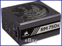 CORSAIR CP-9020179-NA RMX Series RM750X 750 Watt 80 Plus Gold Fully Modular HTF