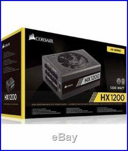 CORSAIR HX 1200 Alimentation- 1200 Watts Modulaire PLATINUM