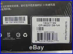 CORSAIR HX HX1000 1000W ATX12V v2.4 / EPS12V 2.92 80+ PLUS PLATINUM Power Supply