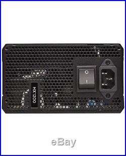 CORSAIR HX Series, HX1200, 1200 Watt, 80+ Platinum, Fully Mod, Free Shipping