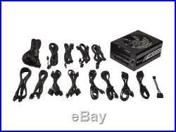 CORSAIR HX1000 1000W 80 PLUS PLATINUM ATX Full Modular Power Supply Unit PSU