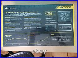 CORSAIR HX1000 Modular ATX PSU PC Power Supply 1000 W