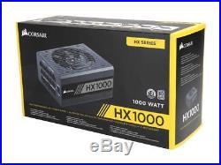 CORSAIR HX1000 Series CP-9020139-NA 1000W ATX12V v2.4 PLATINUM Power Supply
