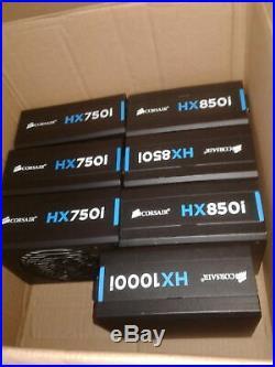 CORSAIR HX1000i 1000w 80+ Platinum Modular PSU