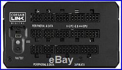 CORSAIR HX1200i Platinum 1200 Watt ATX Power Supply PSU Brand new Factory Sealed