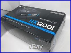 CORSAIR HXi SERIES HX1200i 1200 WATT DIGITAL POWER SUPPLY 80+ PLATINUM CERTIFIED