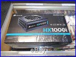 CORSAIR HXi Series HX1000i 1000W 80 PLUS PLATINUM Haswell Ready Full Modular ATX