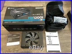 CORSAIR HXi Series HX1200i 1200W 80 PLUS PLATINUM Full Modular Power Supply