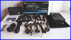 CORSAIR HXi Series HX1200i 1200W 80 PLUS PLATINUM Fully Modular