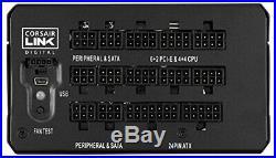 CORSAIR HXi Series HX1200i 1200W 80 PLUS PLATINUM Power Supply Full Modular ATX
