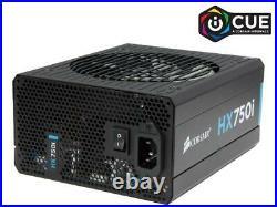 CORSAIR HXi Series HX750i 750W 80 PLUS PLATINUM Haswell Ready Full Modular ATX12
