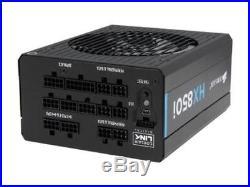 CORSAIR HXi Series HX850i 850W 80 PLUS PLATINUM Haswell Ready Full Modular ATX12