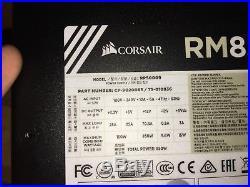 CORSAIR RM SERIES RM850i'80+ GOLD' 850W MODULAR POWER SUPPLY (CP-9020083-UK)