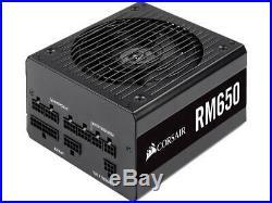 CORSAIR RM Series RM650 CP-9020194-NA 650W ATX12V SLI Ready 80 PLUS GOLD Certifi