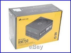 CORSAIR RM Series RM750 CP-9020195-NA 750W ATX12V v2.52 / EPS12V v2.92 SLI Ready