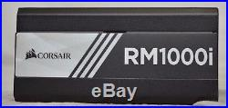 CORSAIR RM1000i 1000W 80 PLUS GOLD Haswell Ready Full Modular ATX12V NOB