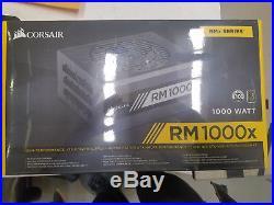 CORSAIR RM1000x 1000W 80 PLUS GOLD Fully Modular PSU