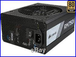CORSAIR RM750i 750W ATX12V / EPS12V 80 PLUS GOLD Certified Full Modular Power Su